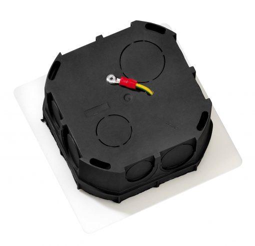 Boîte de dérivation blindée à sceller 100x100x40