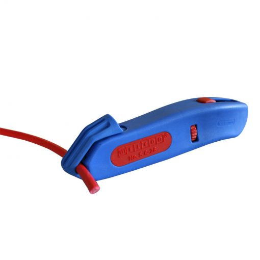 Dénude câble pour fil et câble blindé