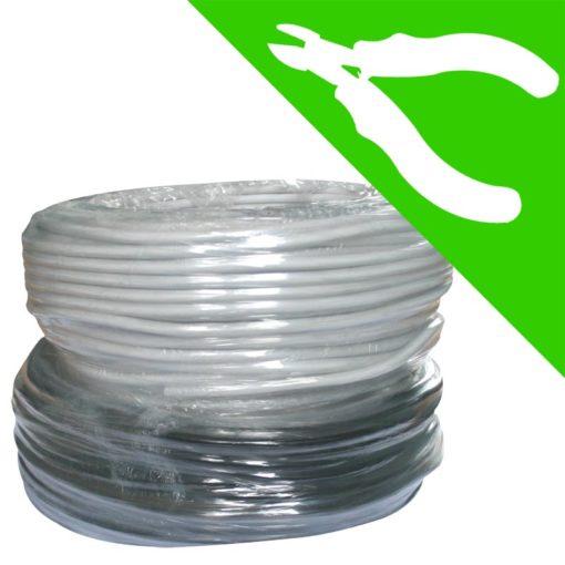 câble blindé souple BIO HABITAT 05VVFBPA3G0.75 et 05VVFBPA3G1.5