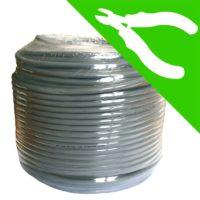 câble blindé biohabitat 3g2.5 mm² 05VVUBPA3G2.5 (à la coupe)