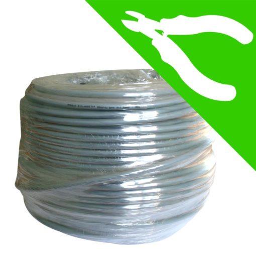 câble blindé biohabitat 3x1.5 mm² 05VVUBPA3X1.5 (à la coupe)