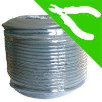 câble blindé biohabitat 5g1.5 mm² 05VVUBPA5G1.5 (à la coupe)