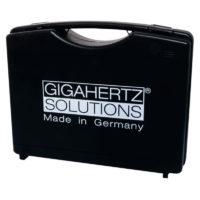 Le gigahertz ME3951A est un appareil de mesure, professionnelle, de champs magnétiques et de champs électriques basses fréquences (de 5 Hz à 400 KHz) avec filtre de fréquence.