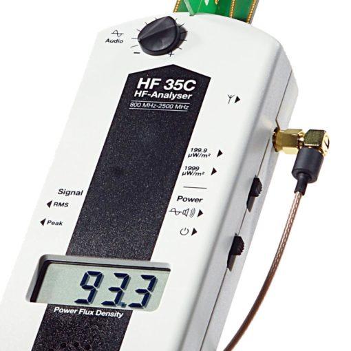 Appareil de mesure Hautes Fréquences HF35C (800 MHz à 2,7 GHz)