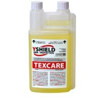 La lessive TEXCARE de chez Yshield a été spécialement élaborée afin nettoyer et prendre soin des tissus écrans anti-ondes composés de fil d'argent et d'acier inoxydable.
