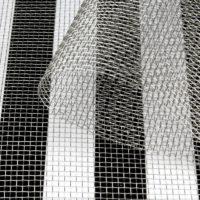 Tissu métallique écran Hautes et Basses Fréquences 100% acier inoxydable permettant une atténuation de 42dB. Il est le souvent utilisé dans la construction (dans les cloisons, sous un bardage, au sol)