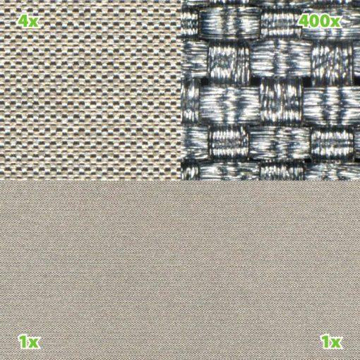 Toile anti-ondes hautes (80dB à 1GHz) et basses fréquences HNG80.