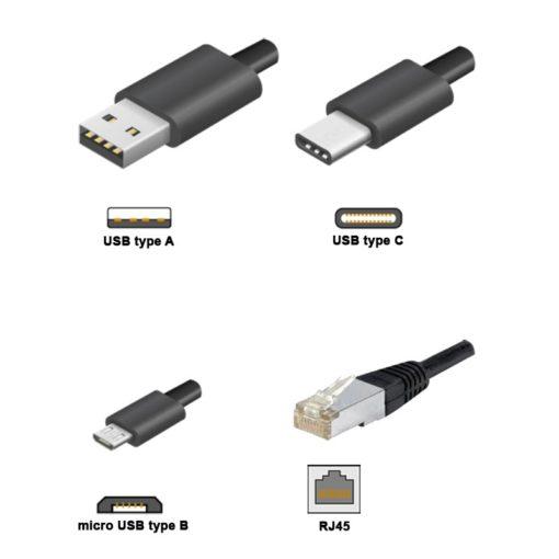 Adaptateur USB 3.0 / RJ45 Gigabit pour tablettes et ordinateurs portables