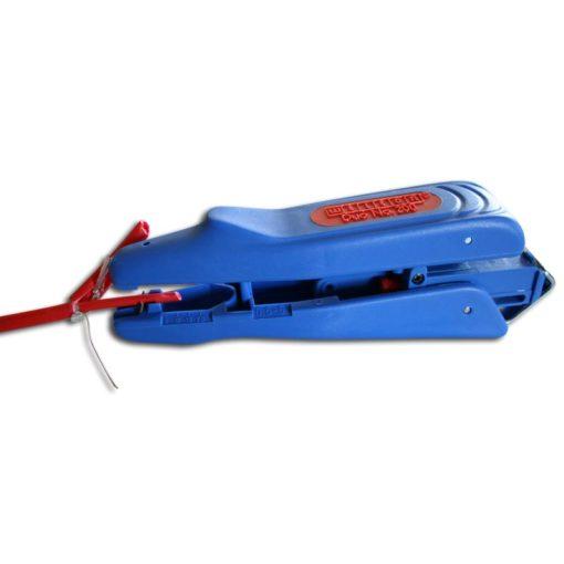 outil à dénuder et dégainer pour fil et câble blindé