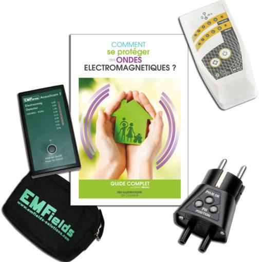 Kit complet de détecteurs AC2 + ESI22 + CA751 + LIVRE