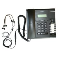 Pack téléphone filaire sans champs électromagnétiques