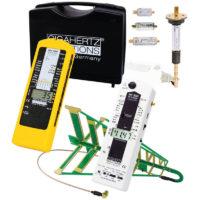 Un pack complet pour une analyse complète des pollutions électromagnétiques hautes et basses fréquences.