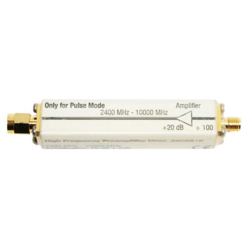pré-amplificateur gigahertz solutions HV20_2400G10 pour appareil de mesure HFW59D