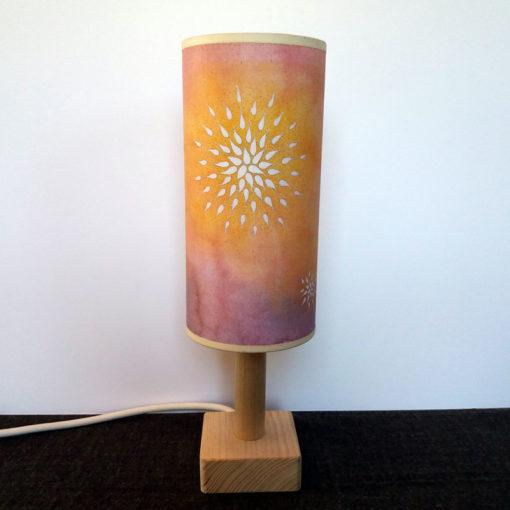 lampe de chevet blindée sans champs électromagnétiques
