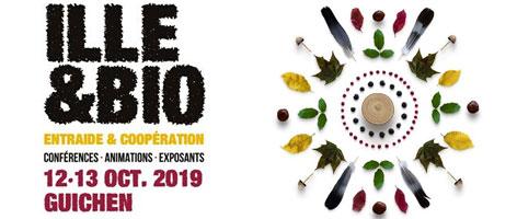 salon ILLE & BIO les 12 et 13 octobre 2019 à GUICHEN
