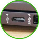 port USB type C