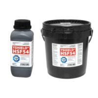 Peinture anti-ondes Hautes et Basses Fréquences YSHIELD HSF54 disponible en pot de 1l et bidon de 5l