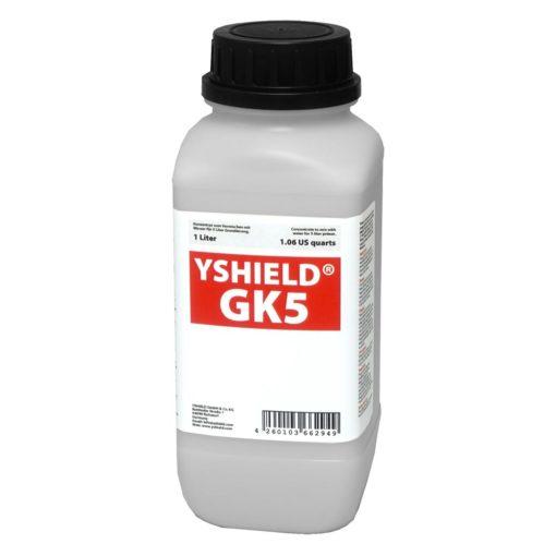 concentré primaire d'accroche Yshield GK5 constituant une couche d'accorche avant et après peintures anti-ondes YSHIELD HSF54, HSF64 et NSF34