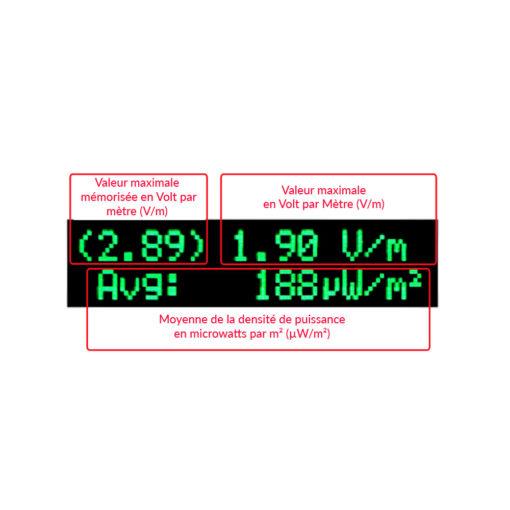 L'Acoustimètre AM11 est un analyseur hyperfréquences large bande permettant de mesurer les rayonnements de hautes fréquences dans une bande de fréquences allant de 200MHz à 8GHz. Avec une optimisation pour la mesure de la 5G