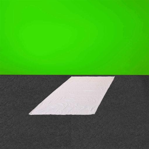 Tapis de sol 1 place en tissu anti-ondes Hautes (-41 dB) et Basses Fréquences YSHIELD STEEL-TWIN