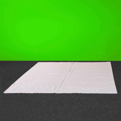 Tapis de sol 2 places en tissu anti-ondes Hautes (-41 dB) et Basses Fréquences YSHIELD STEEL-TWIN