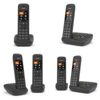 téléphones sans fil eco-dect gigaset C575, C575A, C575DUO, C575ADUO