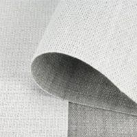 Tissu anti-ondes hautes (41 dB à 1 GHz) et basses fréquences YSHIELD STEEL TWIN